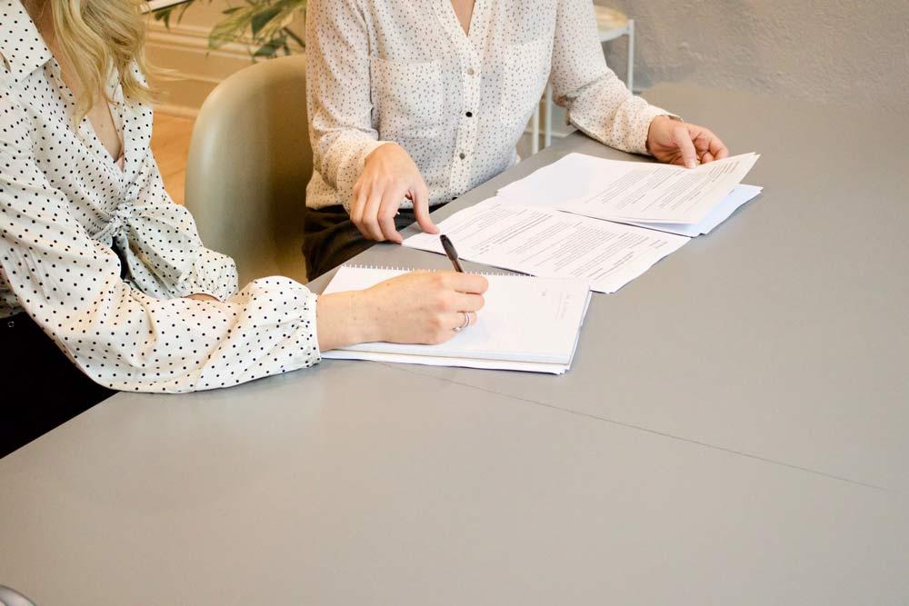 Quels documents fournir lors d'un entretien avec un cabinet de recrutement?