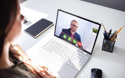 Comment préparer un entretien en visio ?
